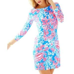 "EUC Lilly Pulitzer Sophie Dress in ""Pop Pop"""